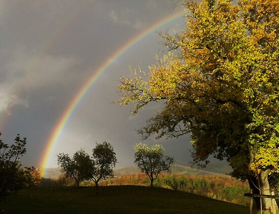 Tuscany Rainbow by marens