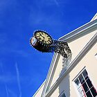 Hythe Clock by Liz Garnett
