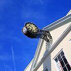Hythe Clock by Liz Garnett
