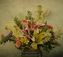 Flowers  by Sandy Keeton