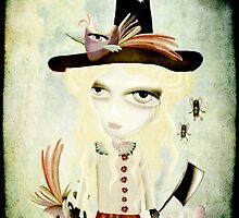 The Freaky doll of fright melancholy by Ruth Fitta-Schulz