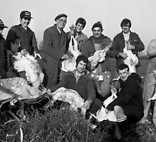 Plucking Group, Barwell, Leicestershire by Tim Collier