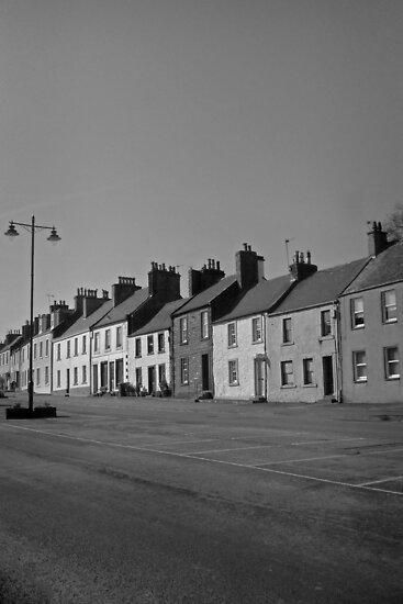 Main Street, Whithorn, Scotland by sarnia2