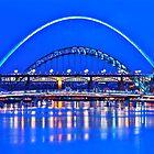 5 Bridges by David  Parkin