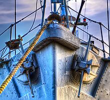 HMS Wilton by timmburgess