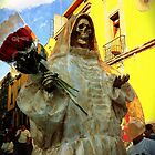 Santa Muerte by Skip Hunt