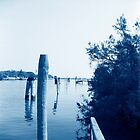 Moody blues, Torcello by Maggie Hegarty
