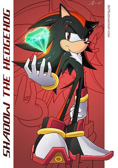 Shadow the Hedgehog - Sonic Adventure 2 Battle by Tom Skender