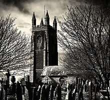 Edgcumbe Church by Country  Pursuits