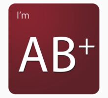 Blood Type - AB positive by Artanis