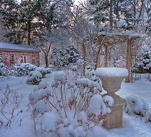 Winter's Garden by Marilyn Cornwell