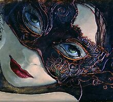 Lying eyes by dorina costras