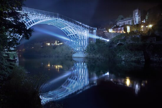 World Heritage Night by Paul Whittingham