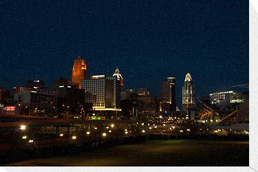 Cincinnati SkyLine 6 by Phil Campus