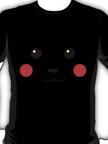 Pikachu Face Pokemon T-Shirt T-Shirt