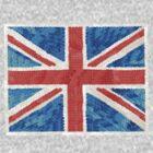 Glam Brit Shirt by Amanda Latchmore