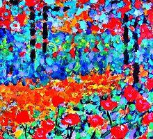 Matisse's Garden by Richard  Tuvey