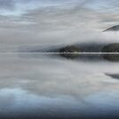 Across Coniston Water... by VoluntaryRanger