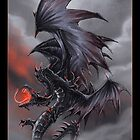 The Dragon of Despair by drakhenliche