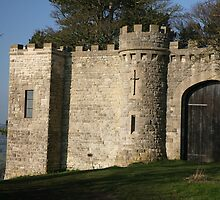 The Fort at Rodborough, Stroud Gloucestershire by Jeff  Wilson