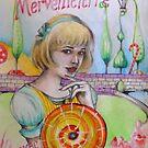 Une Sorciere Au Pays Des Merveilles ( A Witch In Wonderland )  by John Dicandia  ( JinnDoW )