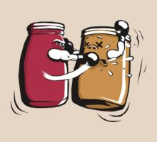 PB&J Fight by Kirk Shelton