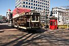 Christchurch Tourist Tram by Odille Esmonde-Morgan