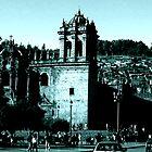 La Catedral de Cuzco (c. 1539) by Valerie Rosen