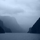 { mystical milford sound } by Brooke Reynolds