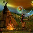 tribal legends by shadowlea