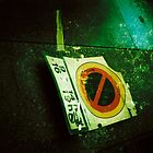 Tourist - Barcelona - Street sign on the ground by busteradams