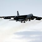 USAF - 61-0001 - B-52H Stratofortress by Cecily McCarthy