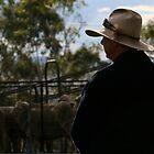 Aussie Stockman by aussiebushstick
