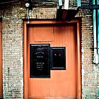 Boston - Historical Red Door  by Amir Youssef