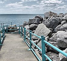This Way To Lake Michigan by Monnie Ryan