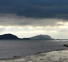 Blues - Hogs Head, Waterville, Southern Ireland by Yvonne North Moorhouse