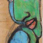 Face, Bernard Lacoque-83 by ArtLacoque