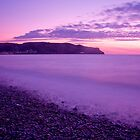 GREAT ORME, LLANDUDNO, SUNSET, by Phil  WEBB