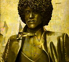 Philip Lynott Statue by Martina Fagan