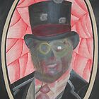 Zombie Gentleman by Majikcorpse