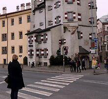 Crossing, Innsbruck by SoulSparrow