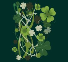 Designer Shamrocks by Lotacats