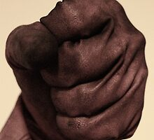 Fist by Rustyoldtown