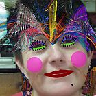 No I'm Not Auditioning for a Clown, I'm a Las Vegas Showgirl by Charldia