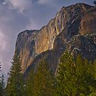 El Capitan East Side by photosbyflood