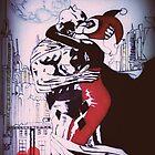 Batman's the new Joker by KeriiLynne