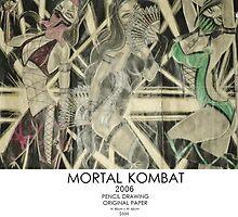 Mortal Kombat by rayne9