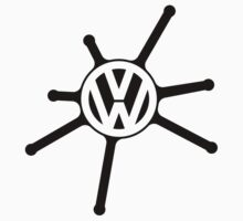 VW Splat Logo by Volkswagen Guy