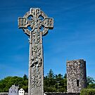 Celtic High Cross by PhotosByHealy