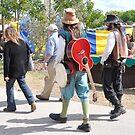 Strolling Musicians ... by Danceintherain